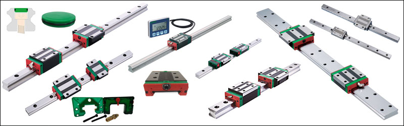 Hiwin Linear Guideways
