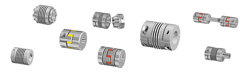 Gerwah Ringfeder couplings