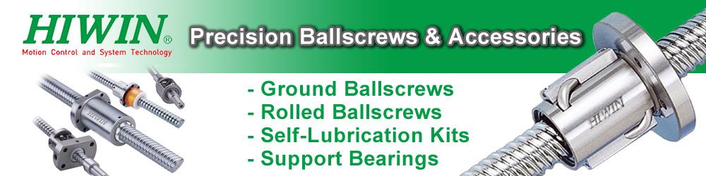 Hiwin Ballscrews