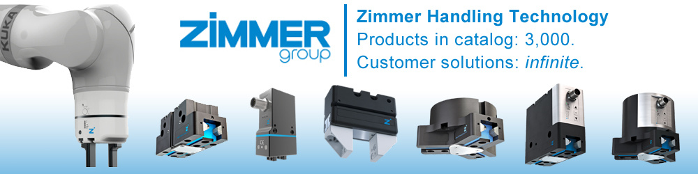Zimmer Material Handling Components Grippers